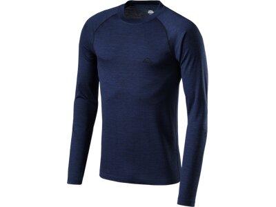 McKINLEY Herren Unterhemd H-Unterhemd Ramon Blau