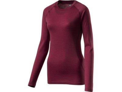 McKINLEY Damen Unterhemd D-Unterhemd Rosalia Rot