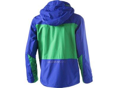 McKINLEY Kinder Funktionsjacke K-Funkt-Jacke Acacia Blau