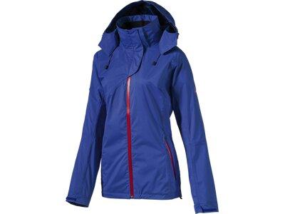 McKINLEY Damen Funktionsjacke D-Funkt-Jacke Cromwell Blau