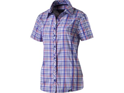 McKINLEY Damen Bluse D-Bluse Kaponga Blau