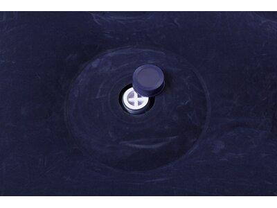 McKINLEY Luftbett Double Velour Pump Blau