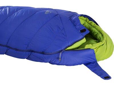 McKINLEY Schlafsack Mu-Schlafs.Denali Alpine 5 Blau