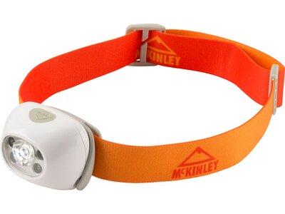 McKINLEY Stirnlampe Helium 170 Orange