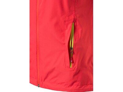 McKINLEY Damen Funktionsjacke Timken Rot