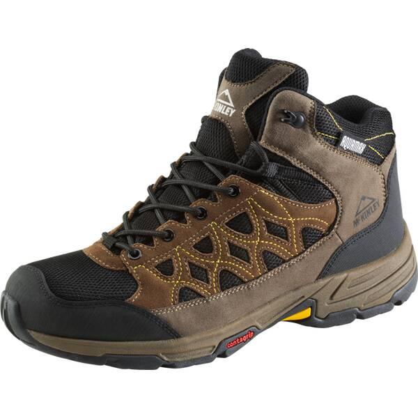 McKINLEY Herren Trekkingstiefel Cisco Hiker Mid AQX M