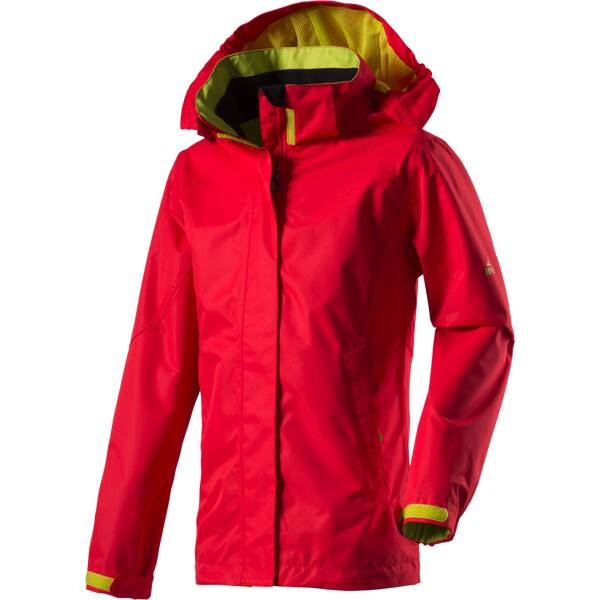 McKINLEY Kinder Funktionsjacke Derry Rot