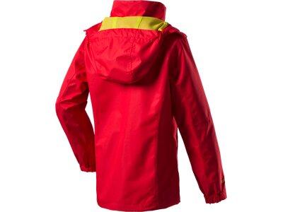 McKINLEY Kinder Funktionsjacke Derry Rot