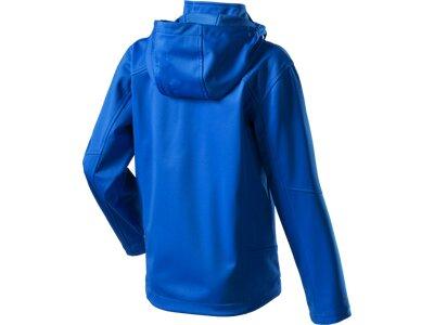 McKINLEY Kinder Jacke K-Jacke Ballina Blau