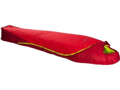 McKINLEY Schlafsack X-Treme Light 1200 III Rot
