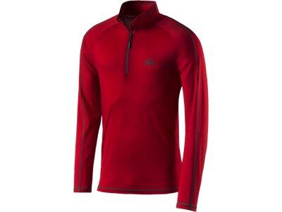 McKINLEY Herren Rolli T-Shirt Barnas Rot