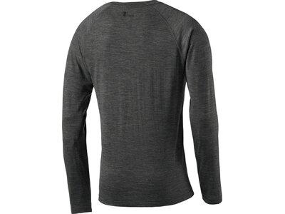McKINLEY Herren Shirt Mantas Grau