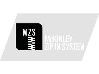 McKINLEY Herren Weste Kapaa Schwarz