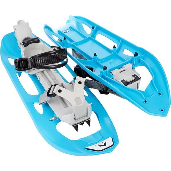 McKINLEY Schneeschuhe Schneeschuh Snowcross W 3.0 | Schuhe > Sportschuhe > Schneeschuhe | Hellblau - Grau | mckinley