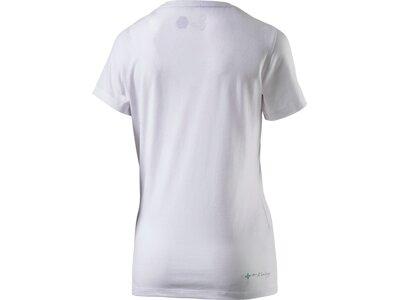 McKINLEY Damen Shirt D-T-Shirt Loima Weiß