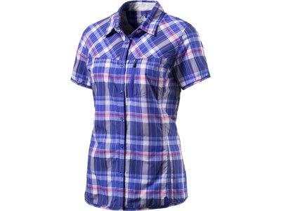 McKINLEY Damen Bluse Gombe Blau