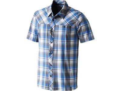 McKINLEY Herren Hemd Hemd Bamako Blau