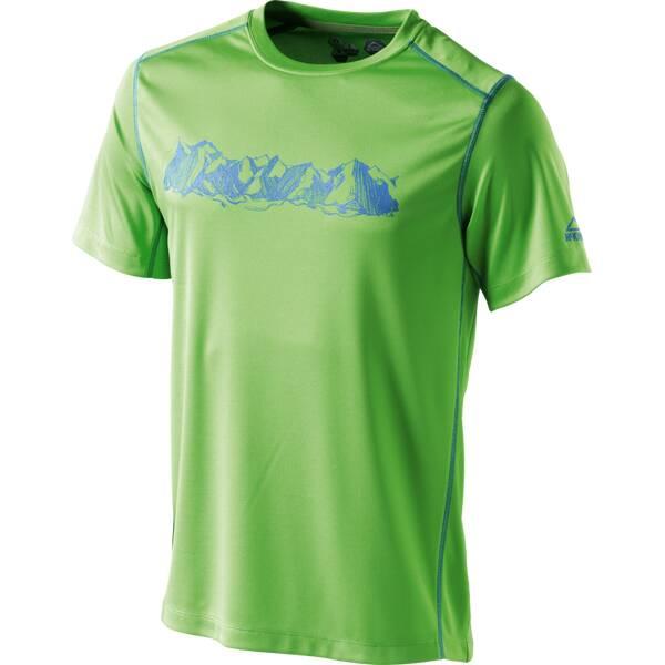 McKINLEY Herren Shirt T-Shirt Lafia