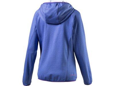 McKINLEY Damen Unterjacke D-Fleece-Jacke Tamale Blau