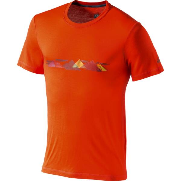 McKINLEY Herren Shirt H-T-Shirt Bafia