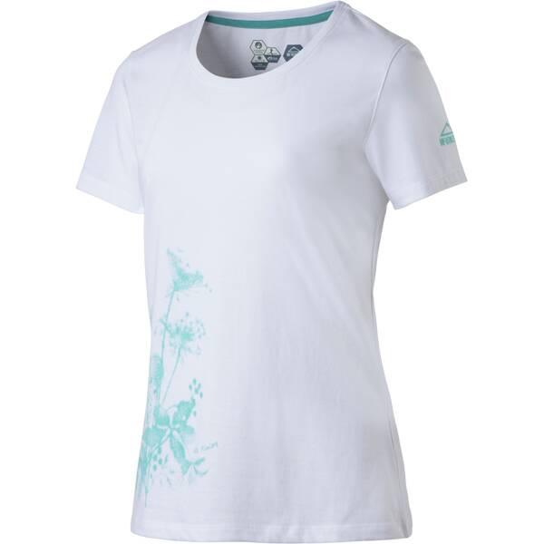 McKINLEY Damen Shirt Luko Weiß