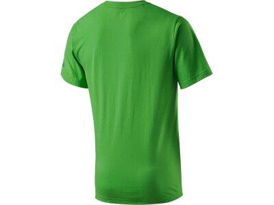 McKINLEY Herren Shirt T-Shirt Loima Grün