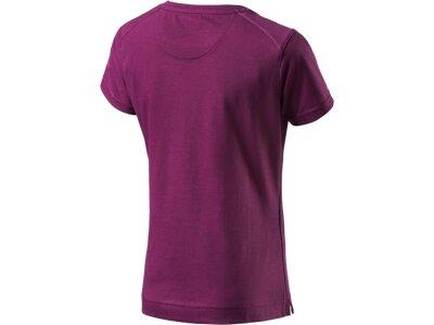 McKINLEY Kinder Shirt Kupuna Lila