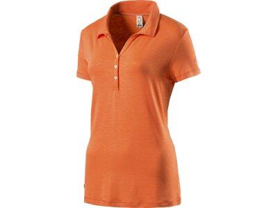 McKINLEY Damen Polo Kalani Orange