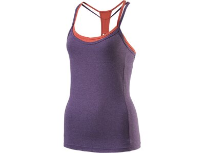 McKINLEY Damen Shirt D-Tank-Top Ussy Lila