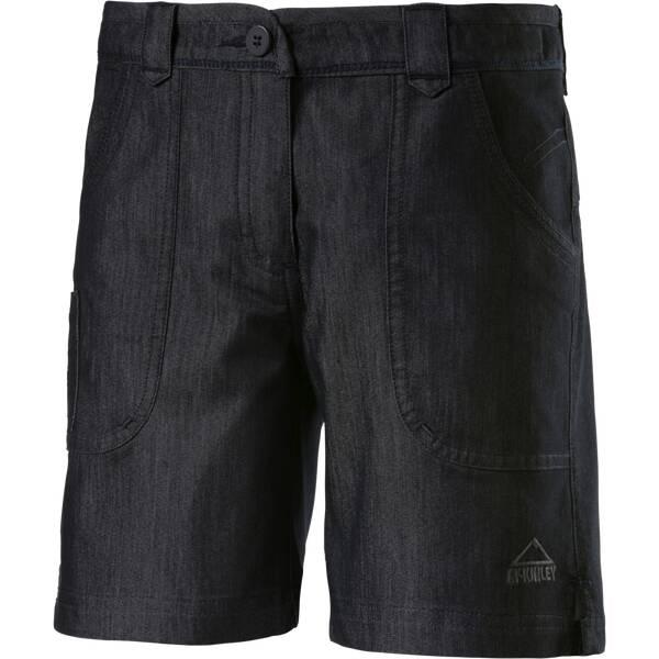 McKINLEY Kinder Shorts Uwapo Blau