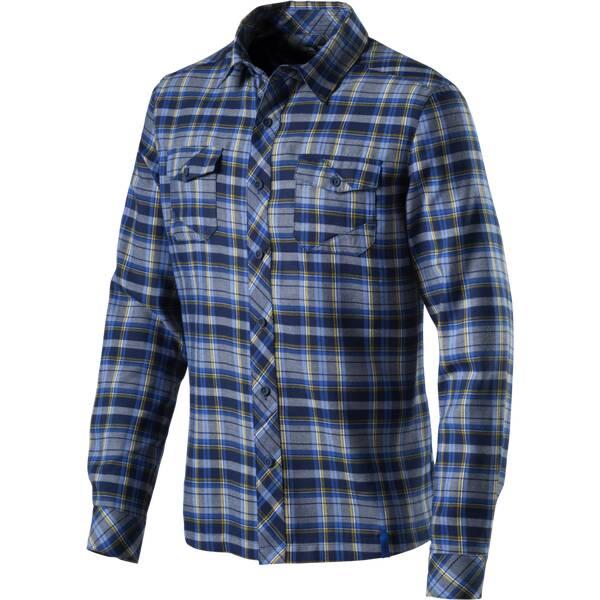 McKINLEY Herren Hemd Walla Blau