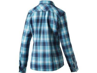 McKINLEY Damen Bluse Walla Blau