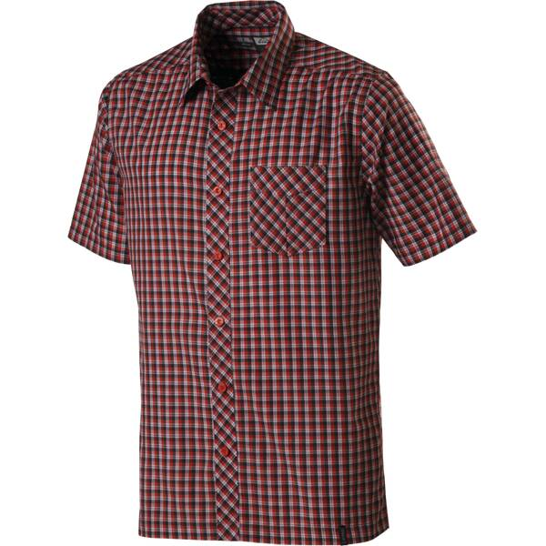McKINLEY Herren Hemd Bonnat Rot