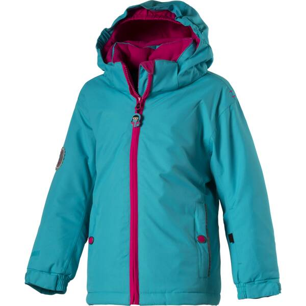 McKINLEY Kinder Skijacke Raya Blau
