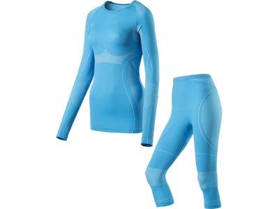 McKINLEY Damen Unterwäschenset Seyah/Sola Blau