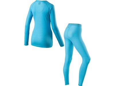McKINLEY Damen Unterwäschenset Yael/Yana Blau