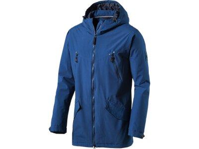 McKINLEY Herren Mantel Sumbe Blau