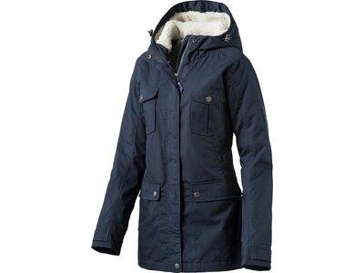 McKINLEY Damen Mantel Lobito Blau