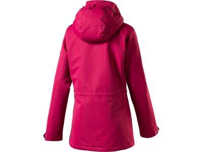 McKINLEY Damen Jacke Rose Rot