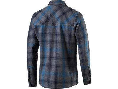 McKINLEY Herren Hemd H-Hemd Koel Blau