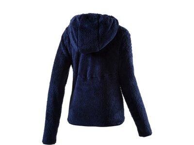 McKINLEY Damen Fleecejacke Blau