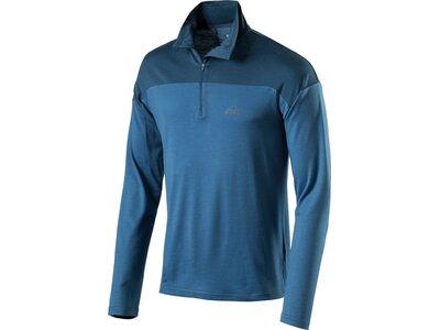 McKINLEY Herren Rolli H-T-Shirt Orewa Blau