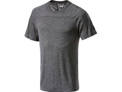 McKINLEY Herren Shirt Herren T-Shirt Tupelo ux Grau