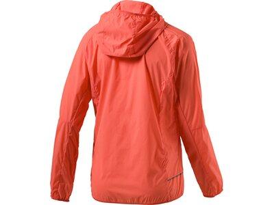 McKINLEY Damen Jacke Pampas Orange