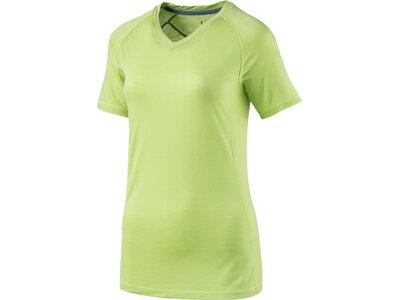 McKINLEY Damen Shirt Damen T-Shirt Tupelo Grün