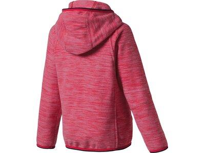 McKINLEY Kinder Outdoorjacke Choco II Pink