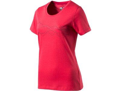 McKINLEY Damen Shirt Male Pink