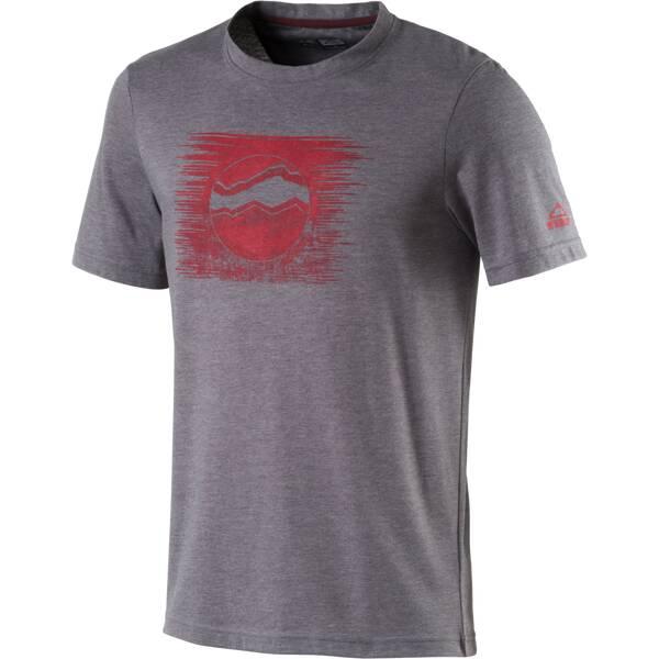 McKINLEY Herren Shirt Seco Grau