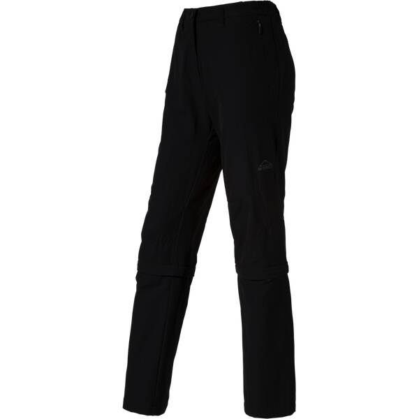 McKINLEY Damen Wanderhose / Zip-Off-Hose Mendoran II Kurzgröße