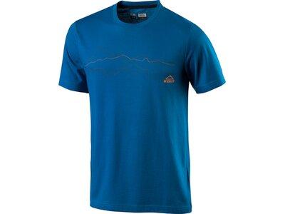 McKINLEY Herren Shirt Male Blau